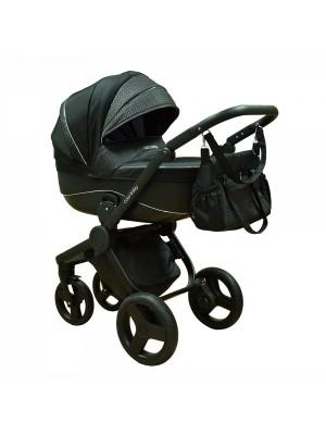 Coto Baby Kočík ETNA 2019, 2v1 - Čierny