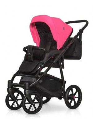 Dětský kočík 2v1, Riko 2019 - Swift Neon - Electric Pink