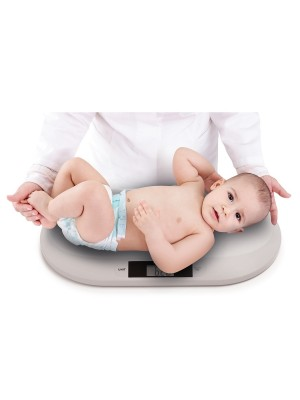 BabyOno Novorodenecká elektronická váha. kat. 612/02, sivá