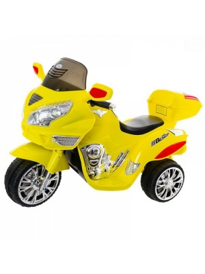 Euro Baby akumulátorový motocykel - žltý