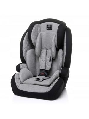 Autosedačka 4 BABY ASPEN XIX - 9-36 - svetlo sivá