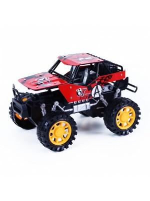 Auto Jeep terénne v krabici 2 farby