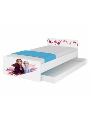 BabyBoo Detská junior posteľ Disney 180x90cm - Frozen, II - 180x90