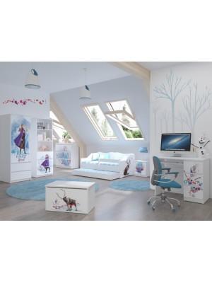 Babyboo Detská posteľ LULU 160 x 80 - Frozen - 160x80