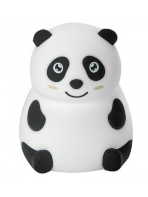 Innogio Prenosná silikónová lampička - Panda