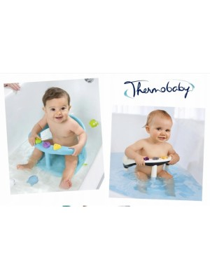 ABAKUS BABY Thermobaby sedátko do vane Aquababy - svetlo modré