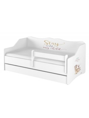 Babyboo Detská posteľ LULU 160 x 80 - Sweet Dreams - 160x80