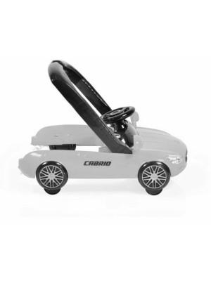 Cangaroo Detské chodítko 2v1 Cabrio - biela