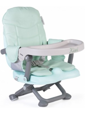 Cangaroo Detská jedálenská stolička Kiwi- mätová