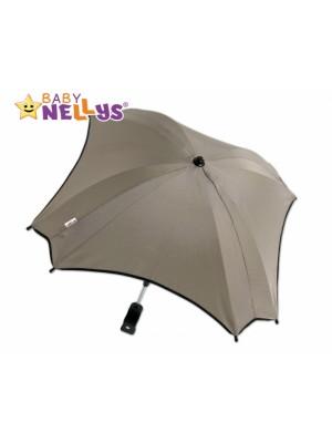 Slnečník, dáždnik do kočíka Baby Nellys ® - béžový