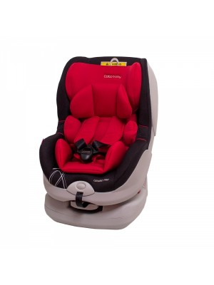 Coto Baby Autosedačka Lunaro PRO 0 -18 kg - červená
