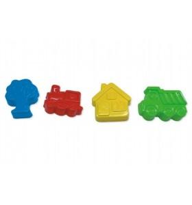 Hračky a nábytok na záhradu