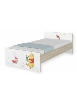BabyBoo Detská junior posteľ Disney 180x90cm - Medvedík PÚ, D19 - 180x90