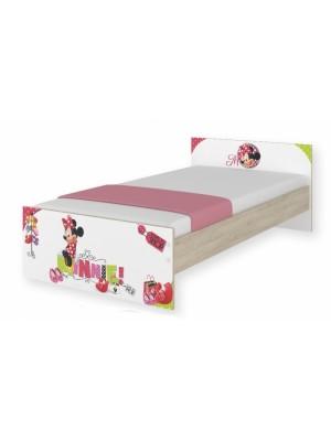 BabyBoo Detská junior posteľ Disney 180x90cm - Minnie, D19 - 180x90