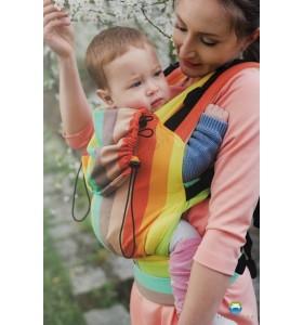 Nosenie detí - šatky, nosidlá