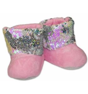 Papučky, ponožky